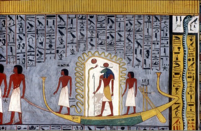 the book of ra egyptian