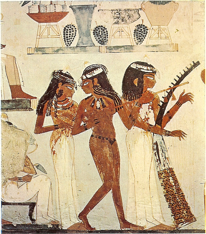 Ancient Egyptian Music & Dance