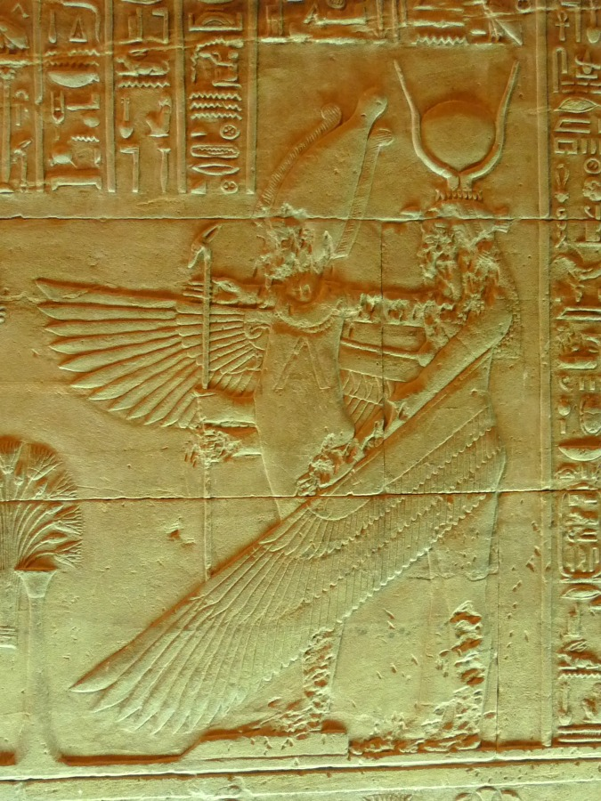 Commit error. ancient egyptian goddess isis